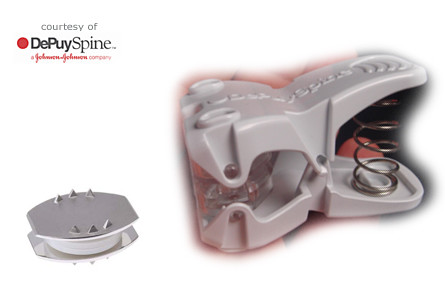 Cervical disc holder - photo №4 | Baren-Boym.com