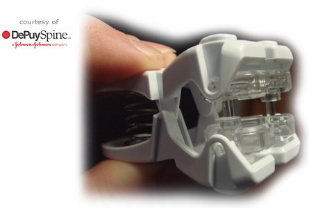 Cervical disc holder - photo №6 | Baren-Boym.com