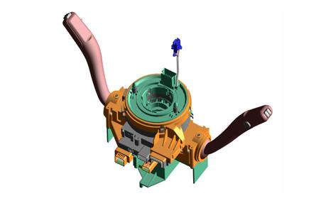 Steering Column Module - photo №4 | Baren-Boym.com