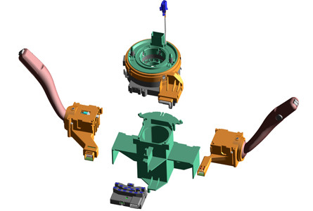 Steering Column Module - photo №6 | Baren-Boym.com