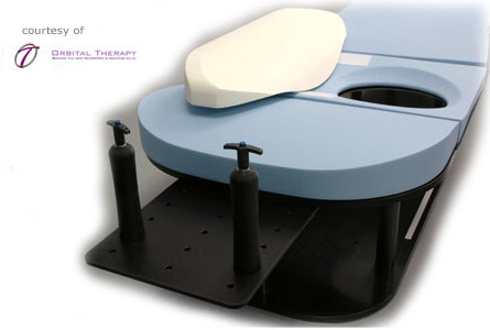 ClearVue(TM) prone position table - photo №2 | Baren-Boym.com