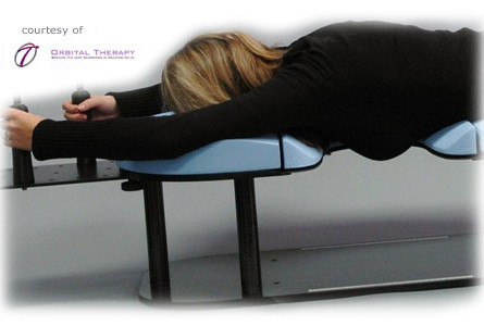 ClearVue(TM) prone position table - photo №4 | Baren-Boym.com