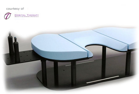 ClearVue(TM) prone position table - photo №6 | Baren-Boym.com