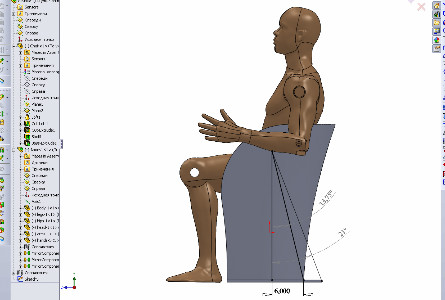 Chair Stability Analysis - photo №4 | Baren-Boym.com
