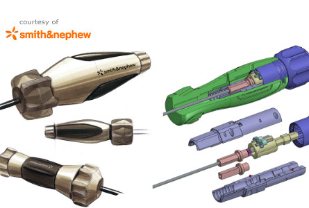 Shoulder Arthroscopy Instrument - photo №6 | Baren-Boym.com