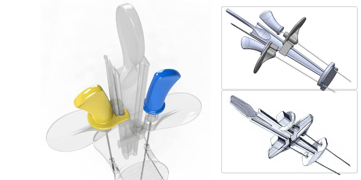 Industrial design company baren for Medical design firms