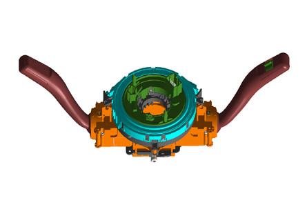 Steering Column Module - photo №2 | Baren-Boym.com